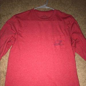 Vineyard Vines Whale T-Shirt Long Sleeve